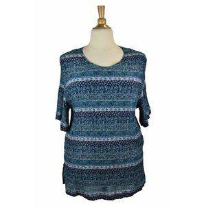 Lise J. T - Shirts 18 Blue